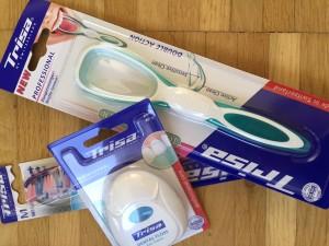95 Prozent der Trisa-Zahnbürsten gelangen in den Export, photo taken by ces
