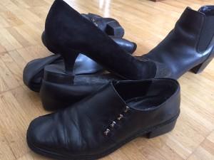 Das traditionelle Schuhgeschäft Bata baut den Online-Verkauf stark aus, photo taken by ces