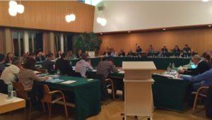 Das Parlament genehmigt das Budget mit einem unveränderten Steuerfuss von 95 Prozent, photo taken by ces
